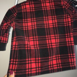 3/4 button up infant sweater
